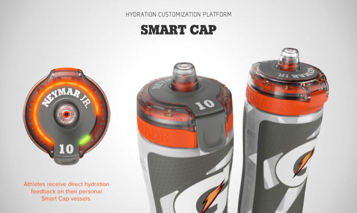 Smart Design Worldwide Gatorade Smart Cap