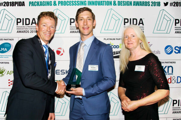 Precise Pour, PIDA Awards 2018 Michael and Brendon