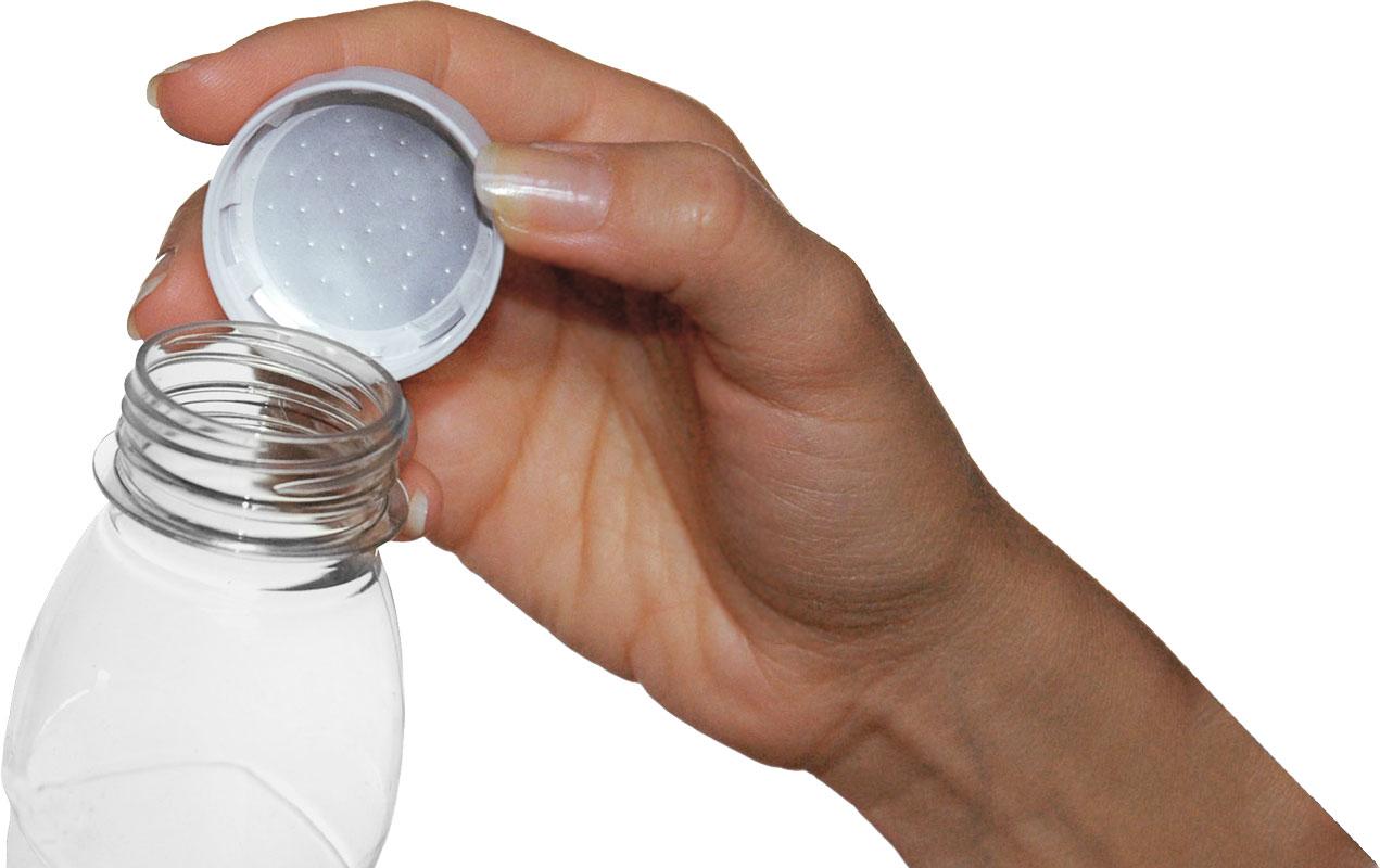 Sensocap open cap
