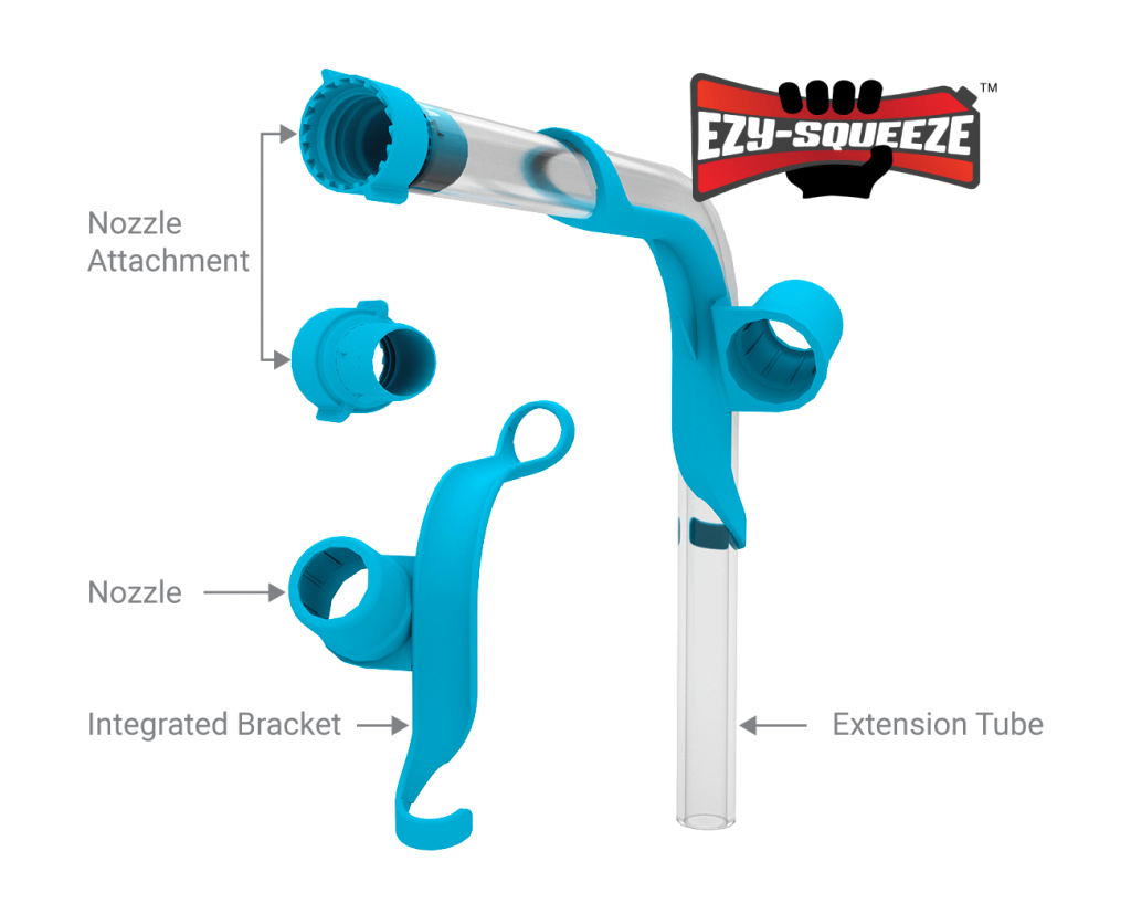Ezy-Squeeze Explode
