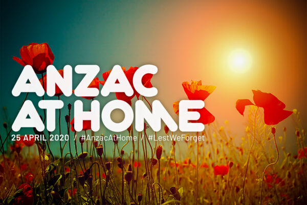 Anzac at Home